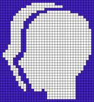 Alpha pattern #21790
