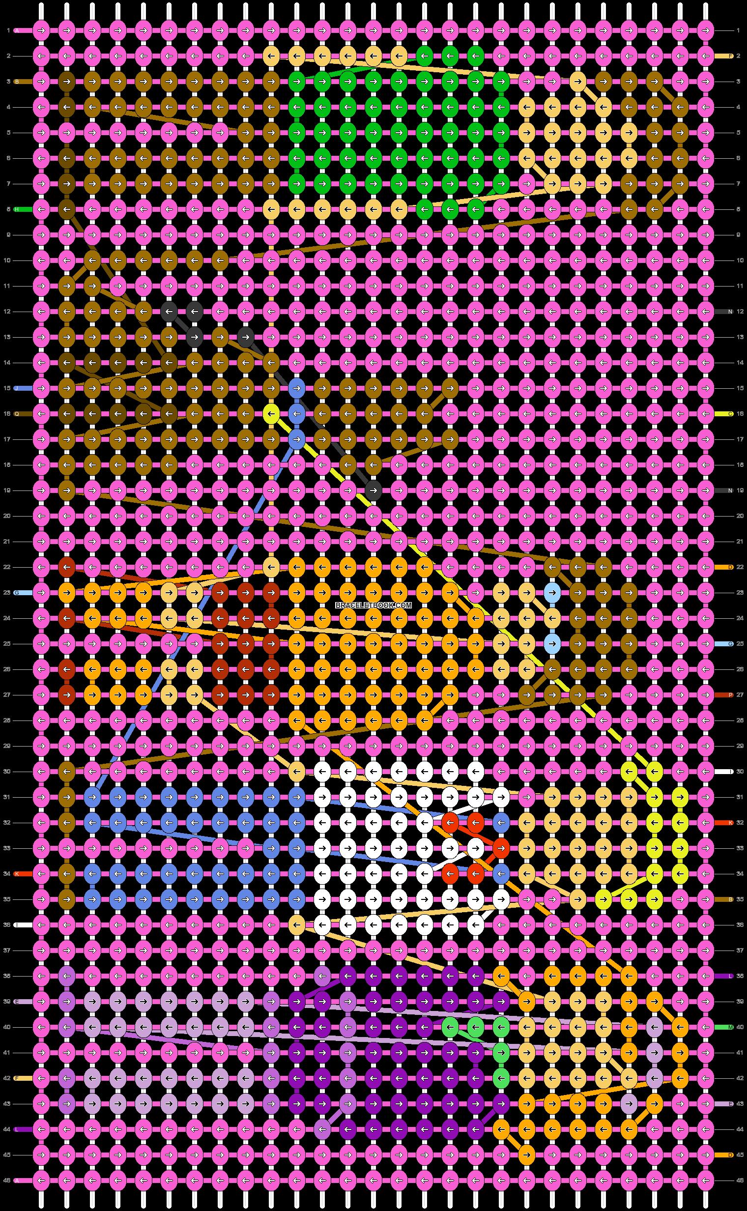 Alpha pattern #21795 pattern