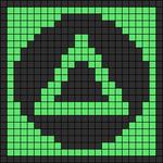 Alpha pattern #21803