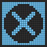Alpha pattern #21804