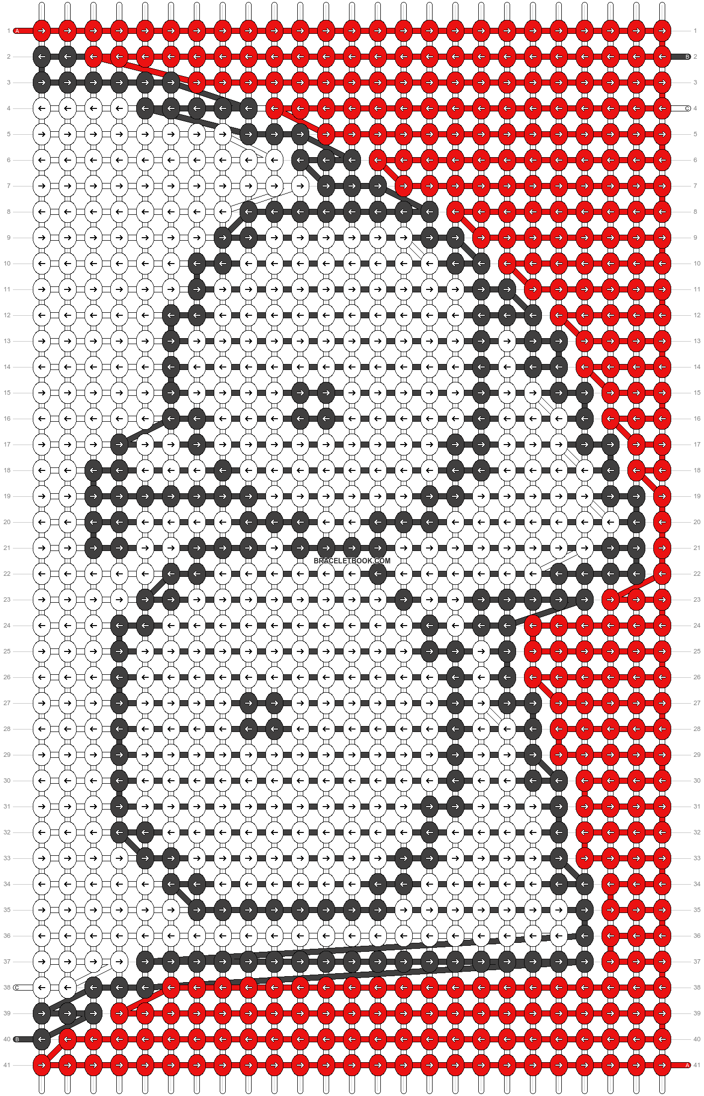 Alpha Pattern #21808 added by pointletty