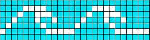 Alpha Friendship Bracelet Pattern #21817