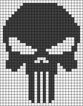 Alpha pattern #21818