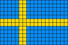 Alpha pattern #21820