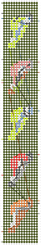 Alpha pattern #21835 pattern