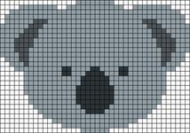 Alpha pattern #21839