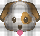 Alpha Friendship Bracelet Pattern #21843