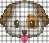 Alpha pattern #21843