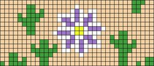 Alpha pattern #21847