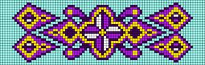 Alpha pattern #21849