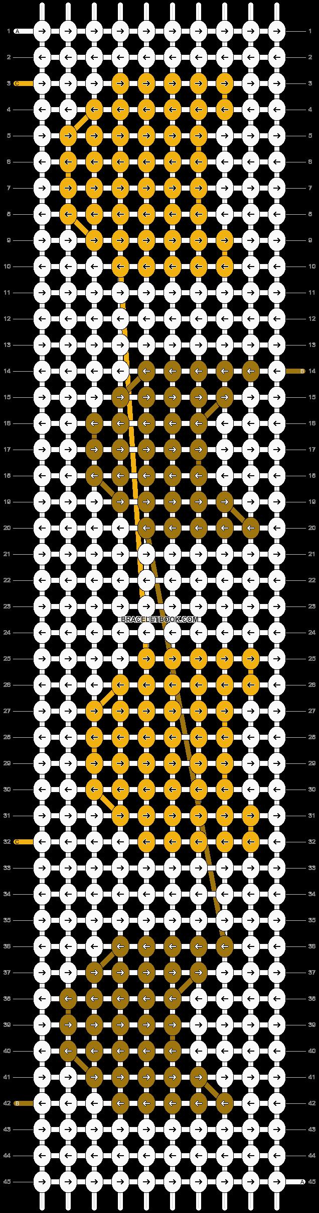 Alpha pattern #21850 pattern