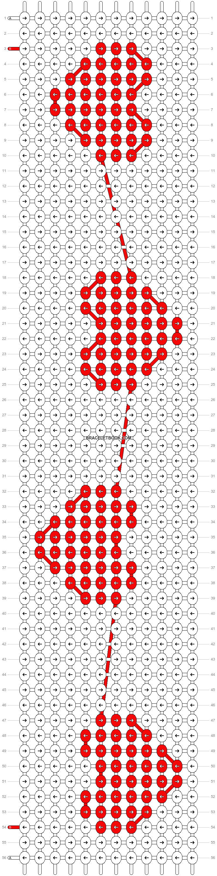 Alpha Pattern #21851 added by bazinga95