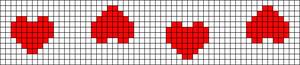Alpha Friendship Bracelet Pattern #21851