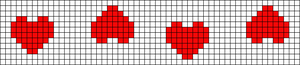 Alpha pattern #21851