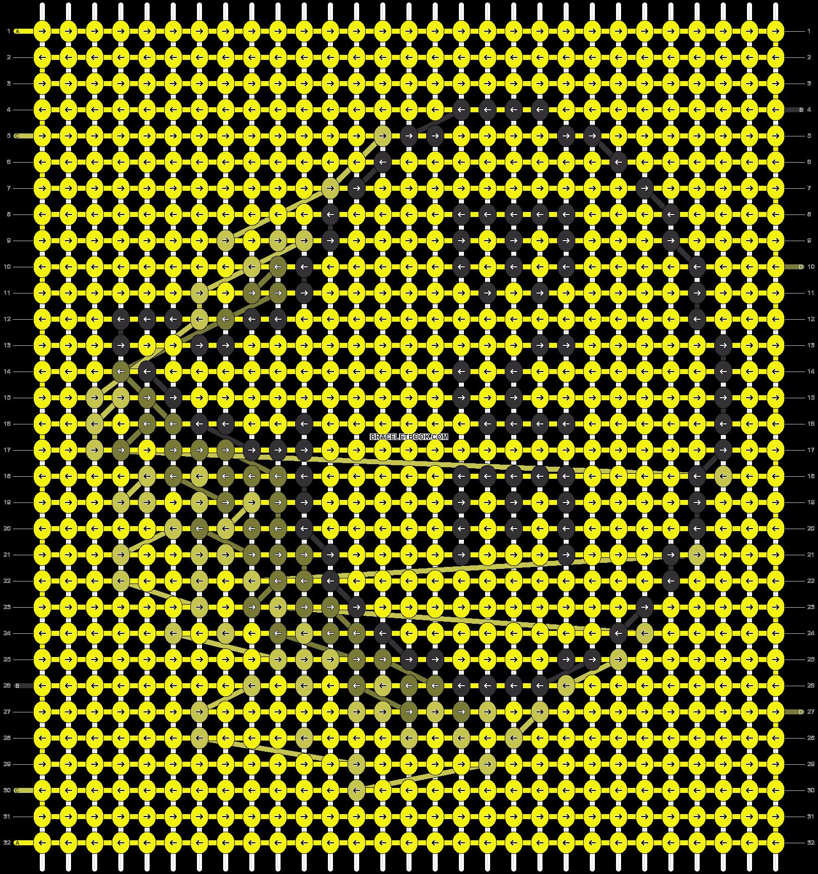 Alpha pattern #21853 pattern