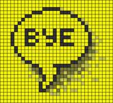 Alpha Friendship Bracelet Pattern #21853