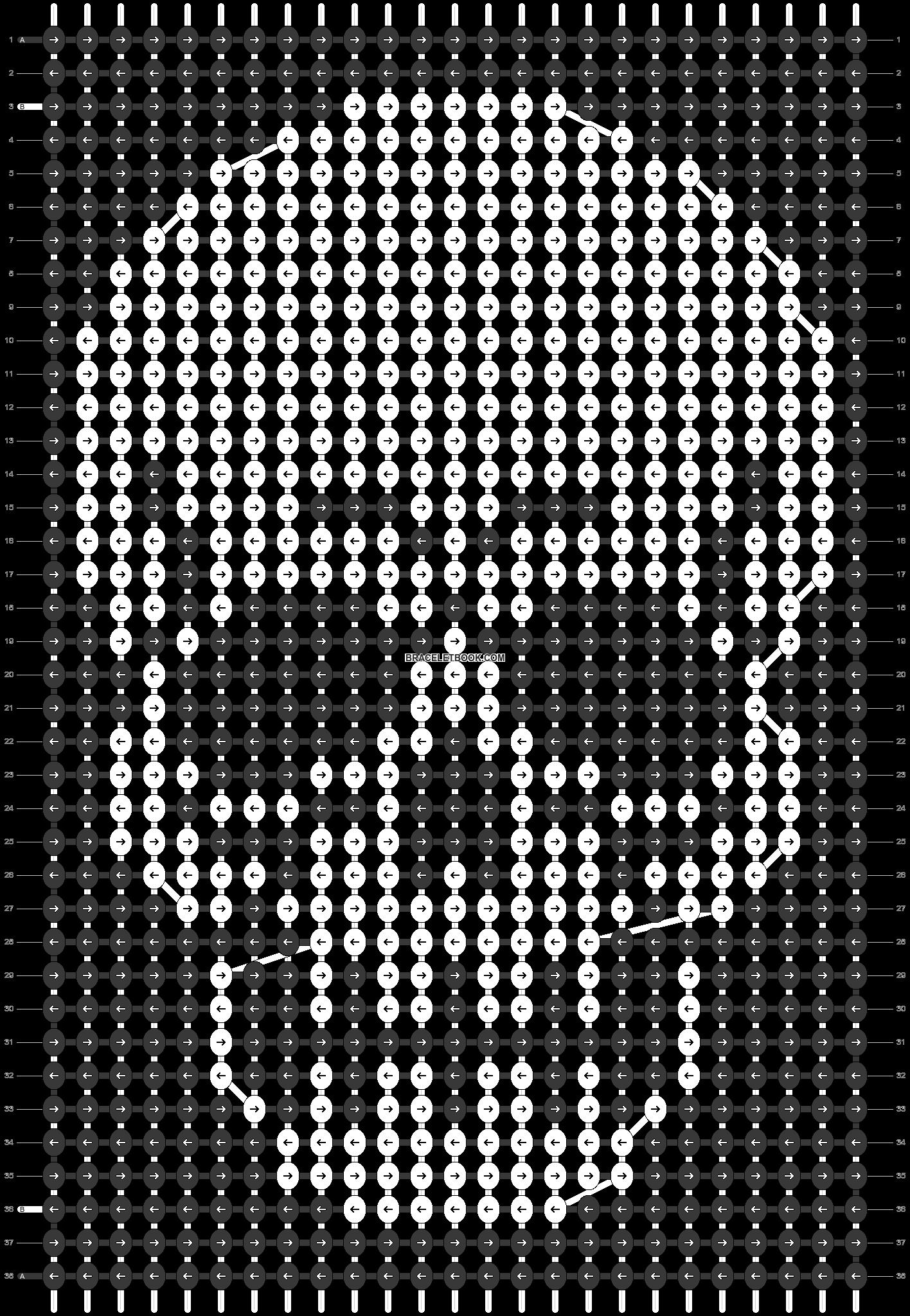 Alpha Pattern #21868 added by biancaplem