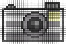 Alpha pattern #21875