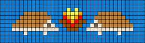 Alpha pattern #21884
