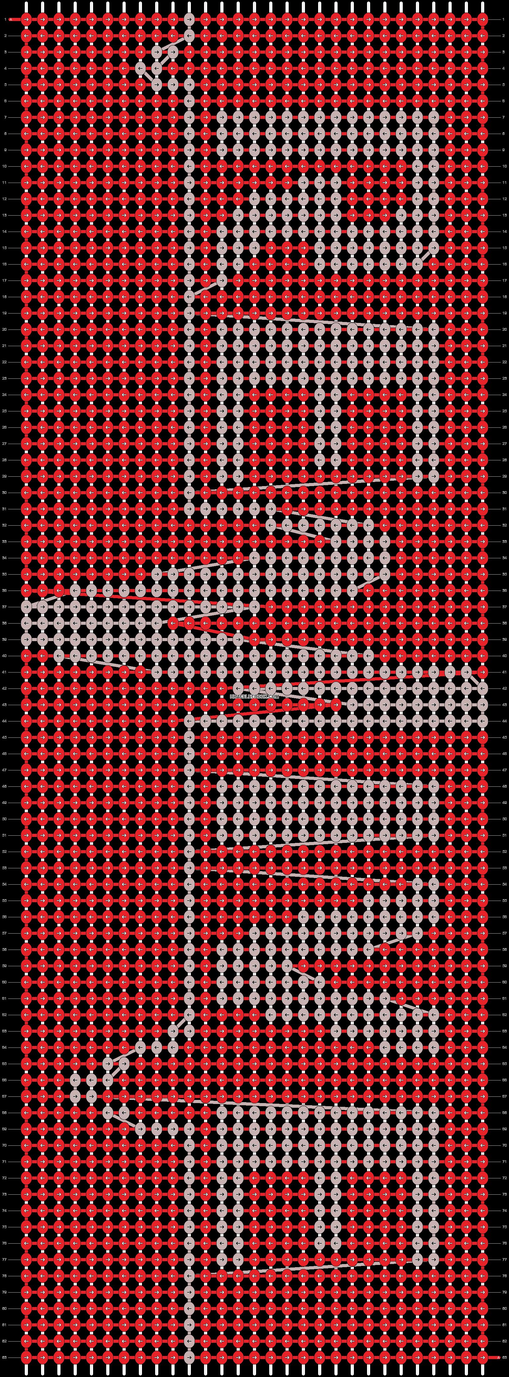 Alpha pattern #21889 pattern