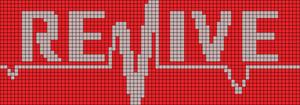 Alpha pattern #21889