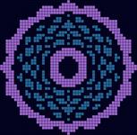 Alpha Friendship Bracelet Pattern #21891