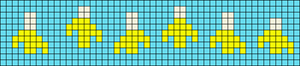 Alpha pattern #21892