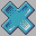 Alpha pattern #21899