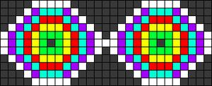 Alpha pattern #21900