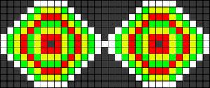 Alpha pattern #21901