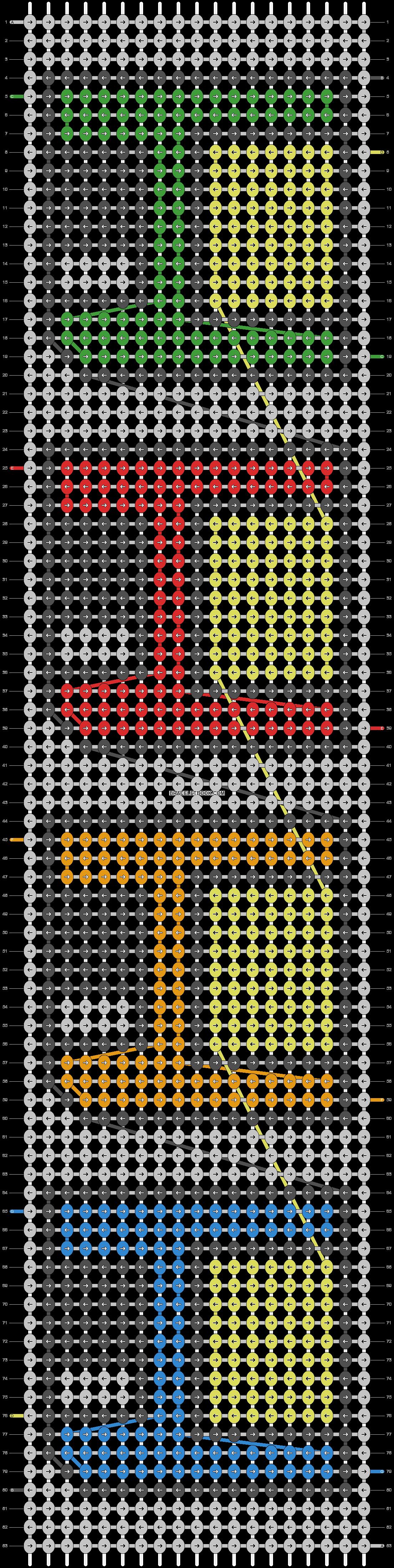 Alpha pattern #21903 pattern