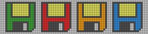 Alpha pattern #21903