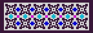 Alpha pattern #21905