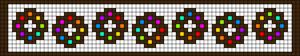 Alpha pattern #21906
