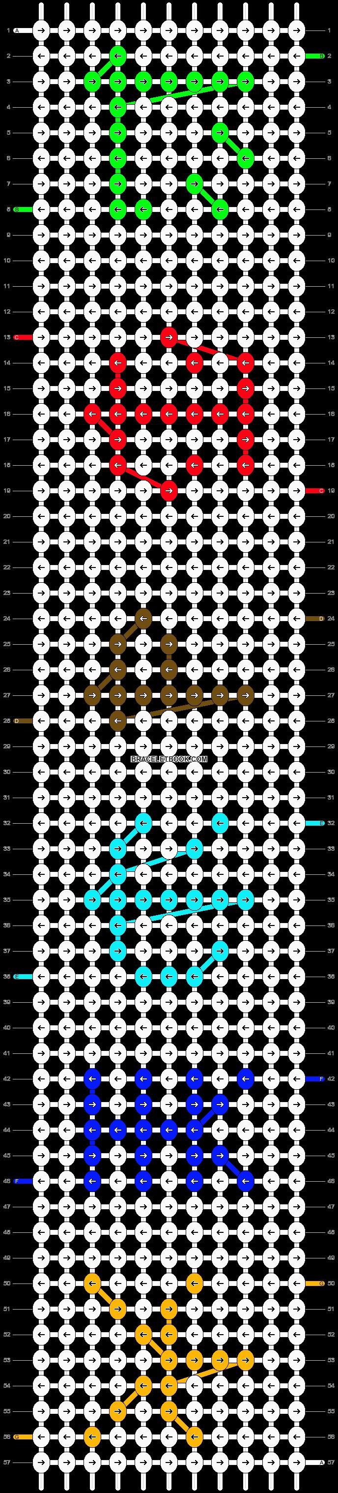 Alpha pattern #21911 pattern