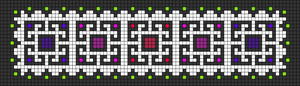 Alpha pattern #21917