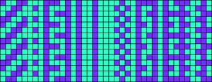 Alpha pattern #21920
