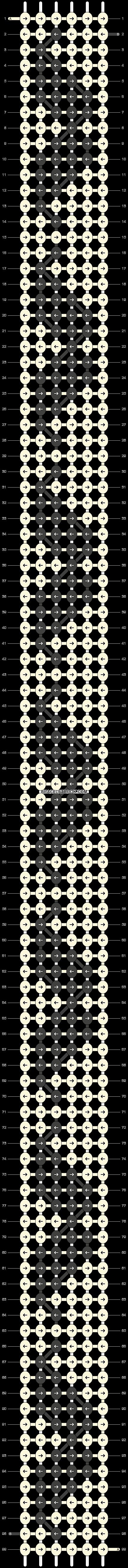 Alpha pattern #21924 pattern