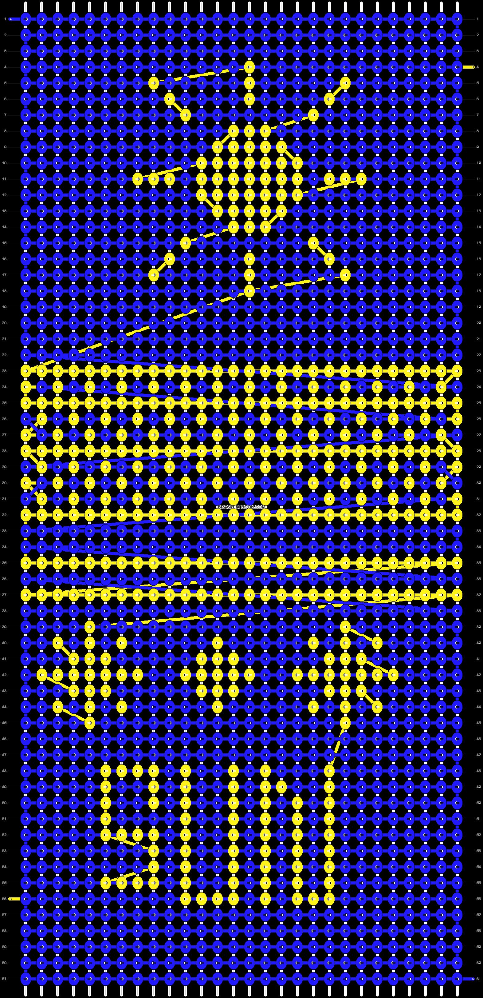 Alpha pattern #21927 pattern
