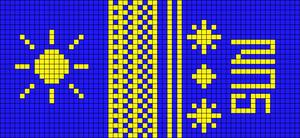 Alpha pattern #21927