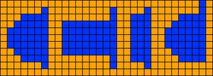 Alpha pattern #21928