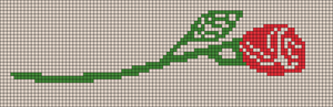 Alpha pattern #21930