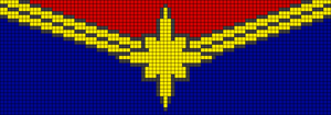 Alpha pattern #21933