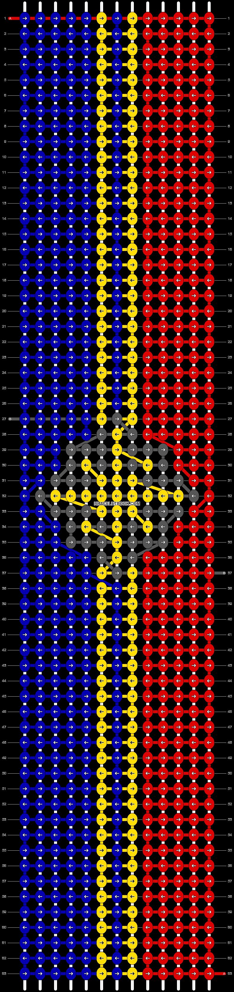 Alpha pattern #21935 pattern