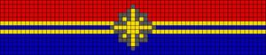 Alpha pattern #21935