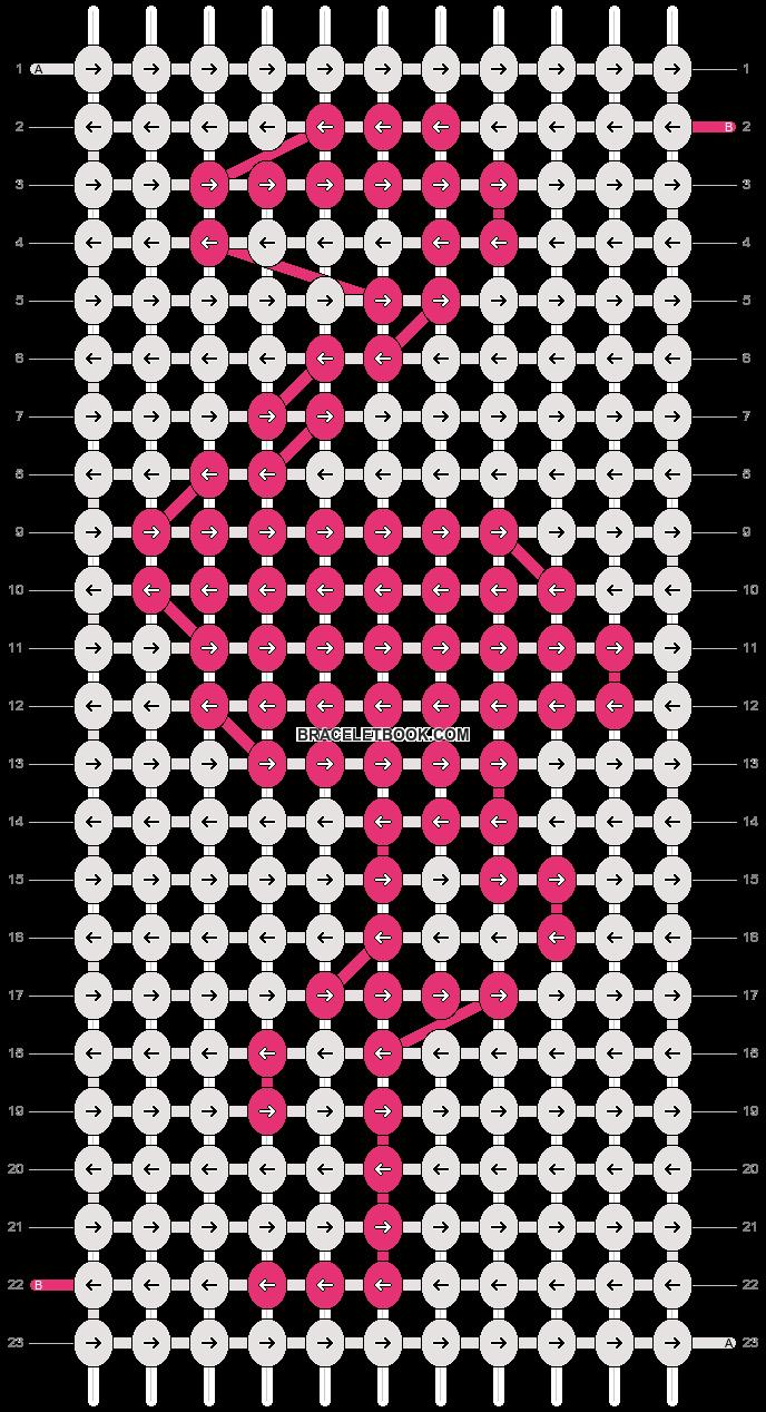 Alpha pattern #21943 pattern