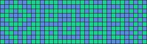 Alpha Friendship Bracelet Pattern #21960