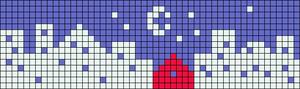 Alpha Friendship Bracelet Pattern #21961