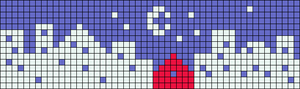 Alpha pattern #21961