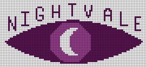 Alpha pattern #21963